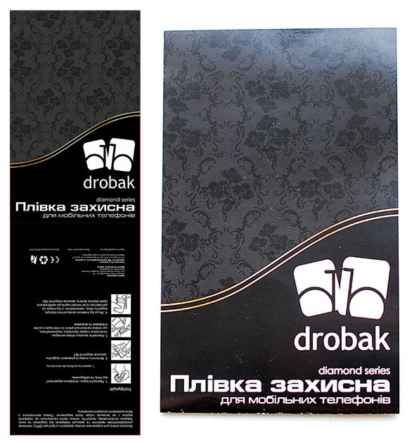 """Вкладыш """"Пленка защитная Diamond"""" Drobak"""